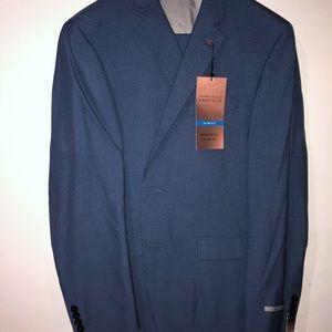 Perry Ellis Portfolio Slim Fit Suit